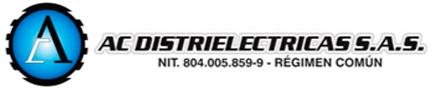 Logotipo AC DISTRIELECTRICAS S.A.S.